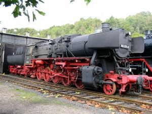 40252-01 Br50 Steam Locomotive
